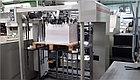 Выборочная УФ/ВД-лакировальная машина  USTAR-102С  формат В1 : 800×1100мм,  до 8800 л/час, 4-валковая, фото 5