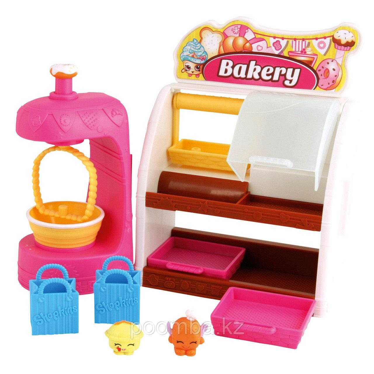 """Игровой набор Shopkins """"Пекарня"""""""
