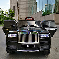 Детский электромобиль Rolls Royce R8
