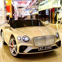 Детский электромобиль Bentley 2188, фото 1