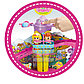 Игровой набор Пинипон - Парк развлечений, фото 4