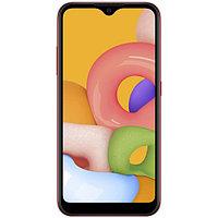 Смартфон Samsung Galaxy A01 Red (SM-A015FZRDSKZ), фото 1