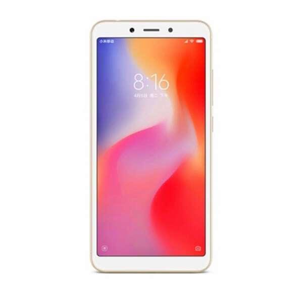 Смартфон Xiaomi Redmi 6 32G Gold
