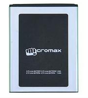 Батарея для Micromax Canvas Blaze 4G D340 (D340, 1750 mAh)