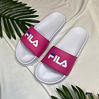Пантолеты (шлепанцы) Fila W Driffter slippers White 5SM00534-149 размер: 36,5