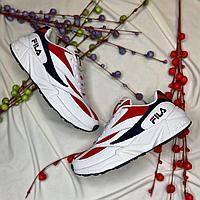 Кроссовки Fila W V94M Red White 5RM00647-616 размер: 36,5