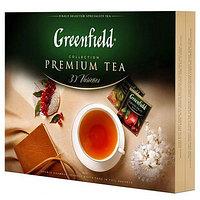 """Подарочный набор чая Greenfield """"Premium Tea Collection"""", 30 вкусов, 120 пакетиков, ассорти"""