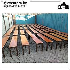 Столы Скамейки на Прокат, фото 2