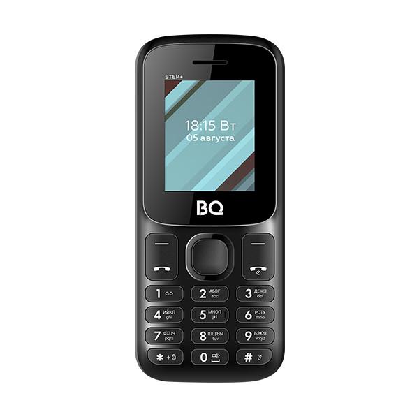 Мобильный телефон BQ-1848 Step Чёрный