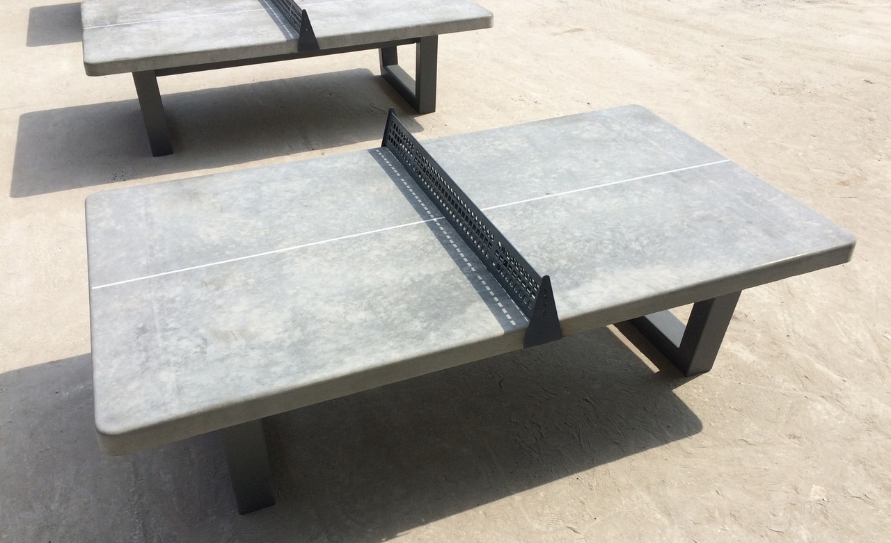 теннис бетона