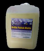 BRILLO POLISH MATTE Полироль для салона автомобилей, 5 кг