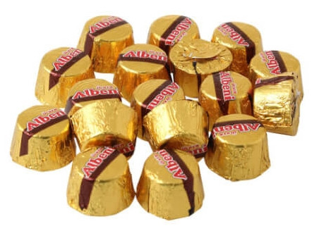 Шоколадные конфеты Albeni   1кг