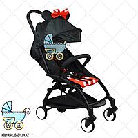 Детская прогулочная коляска Babytime Minny Mouse