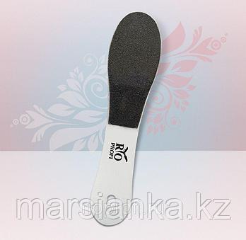 Терка для ног Rio Profi белая ручка