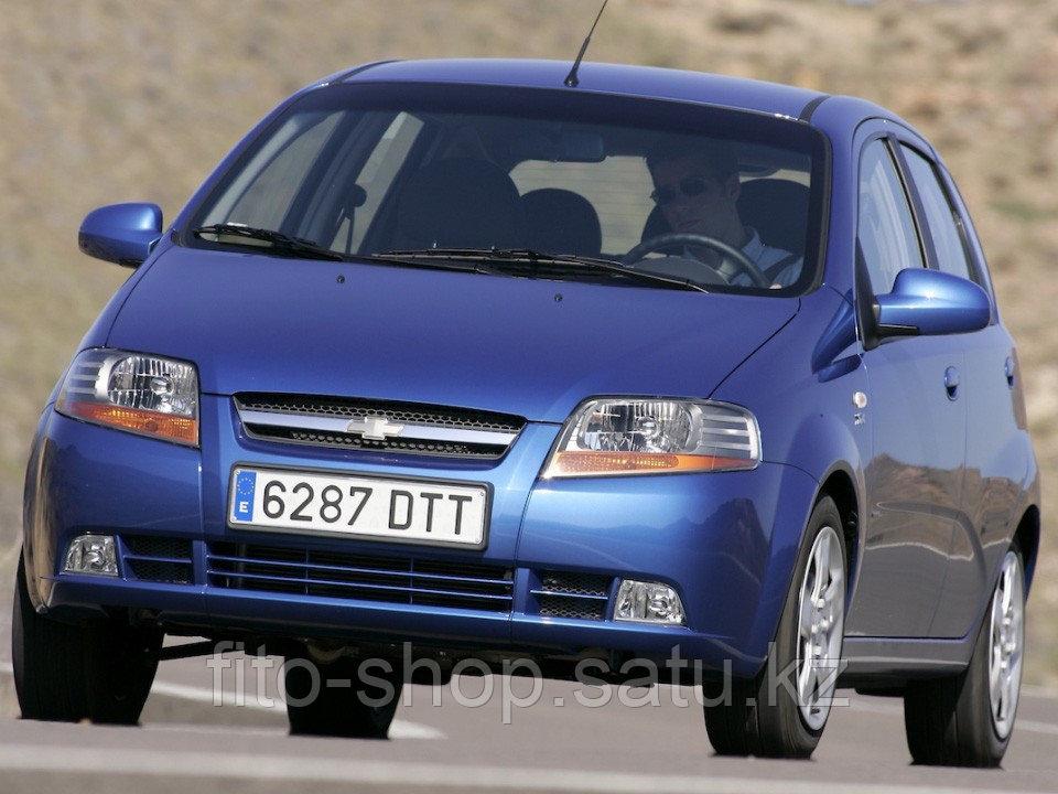 Кузовной порог для Chevrolet Aveo T200 (2002–2008)