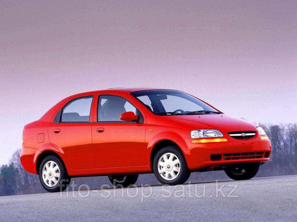 Кузовной порог для Chevrolet Aveo T200 Sedan (2002–2008)