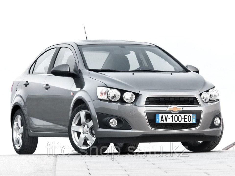 Кузовной порог для Chevrolet Aveo T300 (2011–2016)