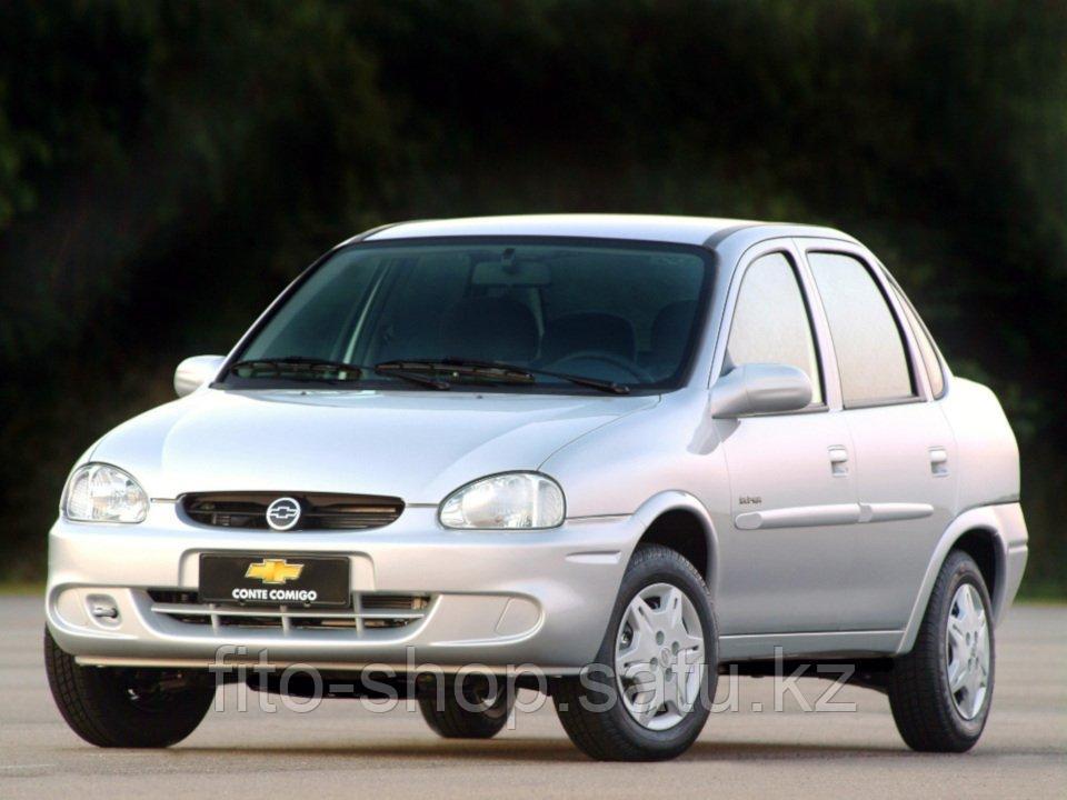 Кузовной порог для Chevrolet Classic (2003–2008)