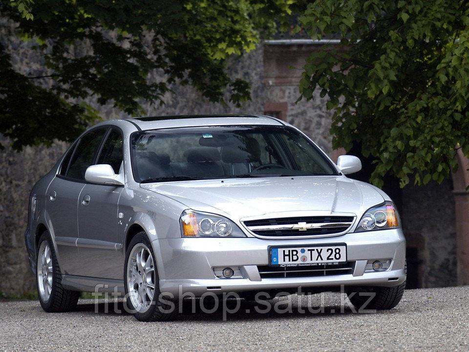 Кузовной порог для Chevrolet Evanda V200  (2004–2006)