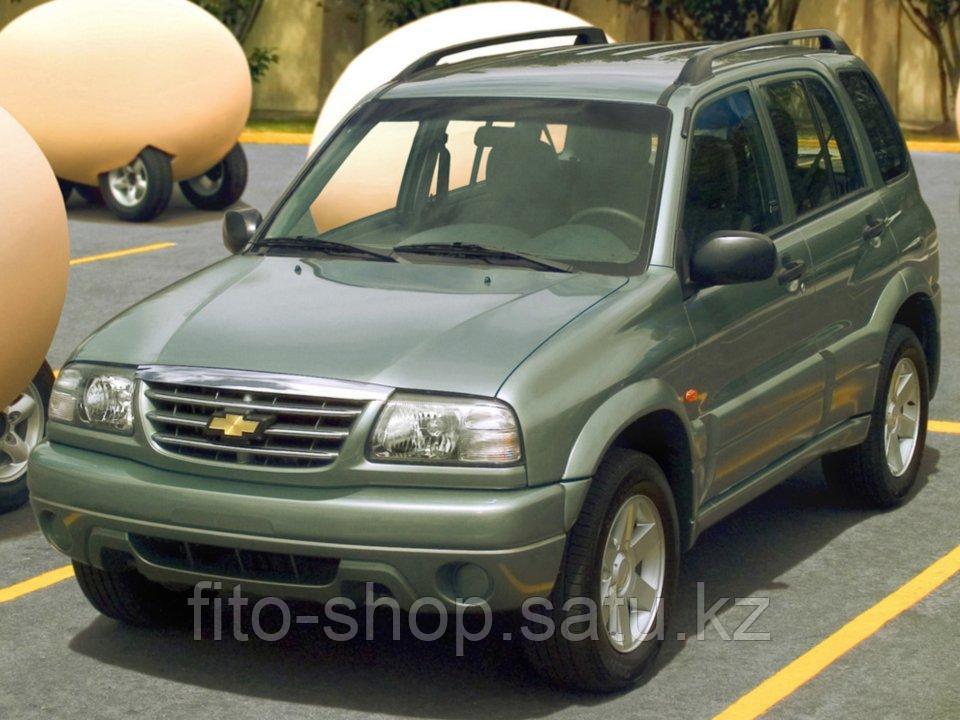 Кузовной порог для Chevrolet Grand Vitara (2006–н.в.)