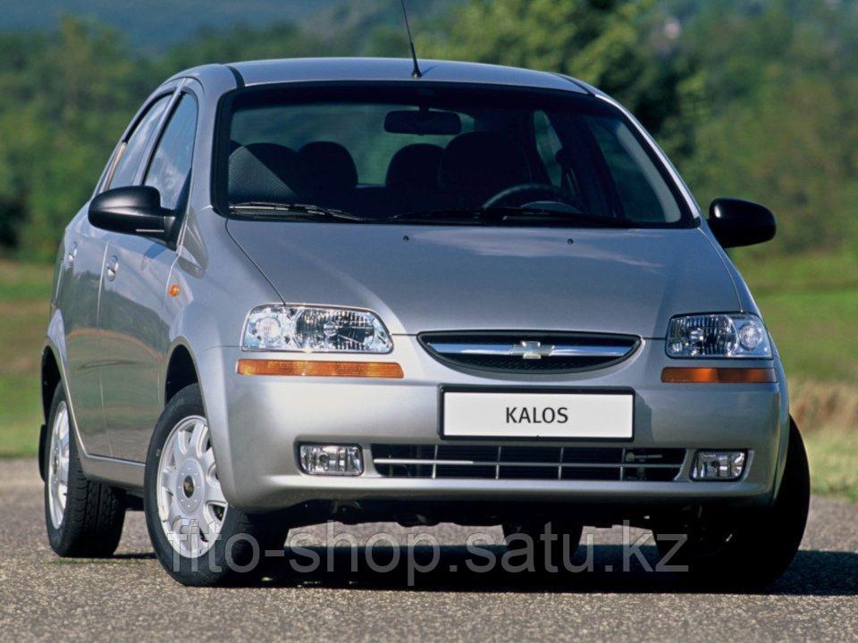 Кузовной порог для Chevrolet Kalos T200 Sedan (2003–2008)