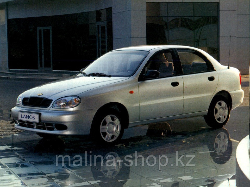 Кузовной порог для Chevrolet Lanos (2005–н.в.)
