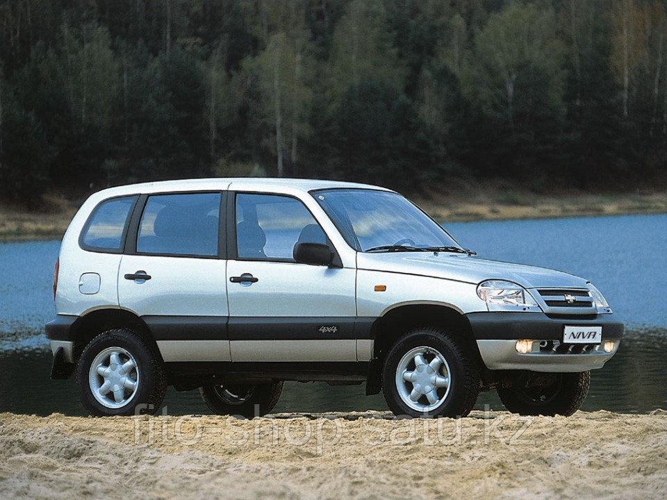 Кузовной порог для Chevrolet Niva (2002–н.в.)