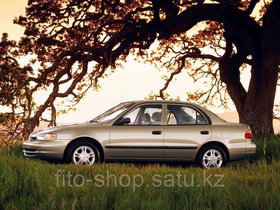 Кузовной порог для Chevrolet Prizm (1998–2002)