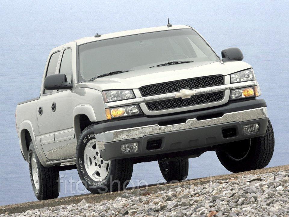 Кузовной порог для Chevrolet Silverado I (2002–2007)