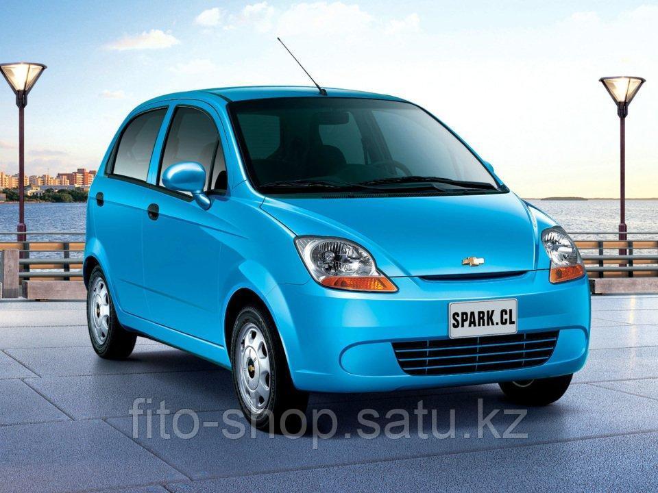 Кузовной порог для Chevrolet Spark II (2005–2010)