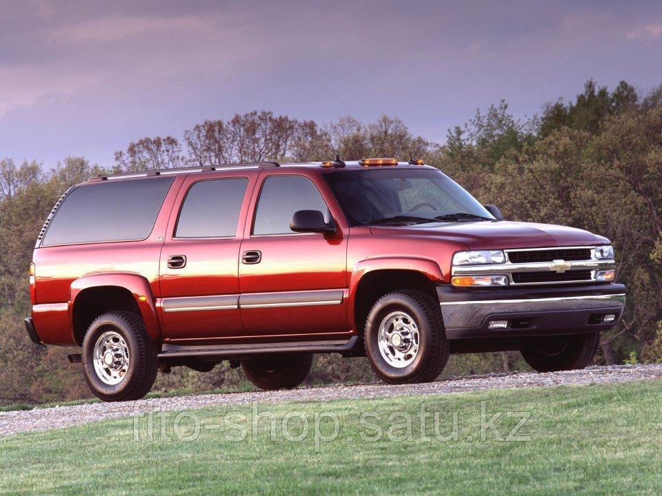 Кузовной порог для Chevrolet Suburban III (2000–2006)