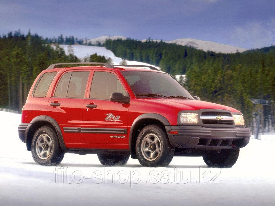 Кузовной порог для Chevrolet Tracker II (1998–2004)