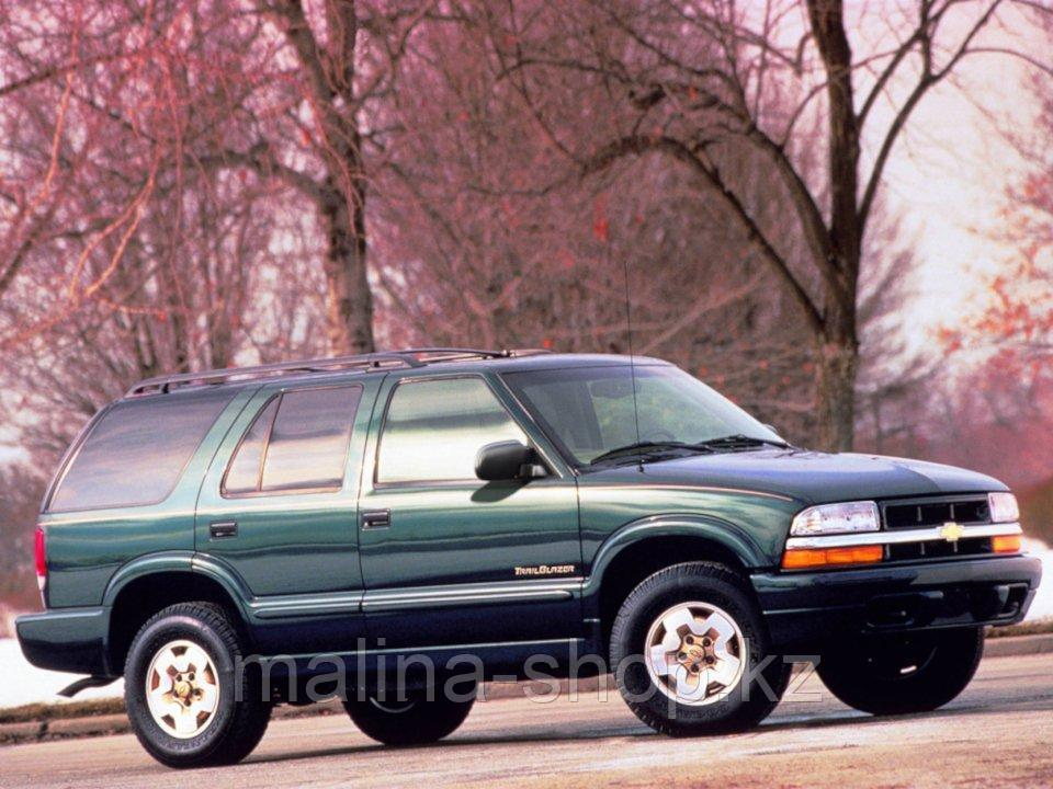 Кузовной порог для Chevrolet TrailBlazer I  (1991–2001)