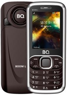 Мобильный телефон BQ-2427 BOOM L Коричневый