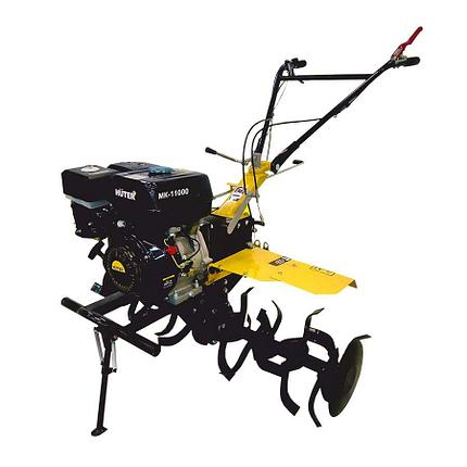 Сельскохозяйственная машина (мотоблок) Huter MK-11000E, фото 2