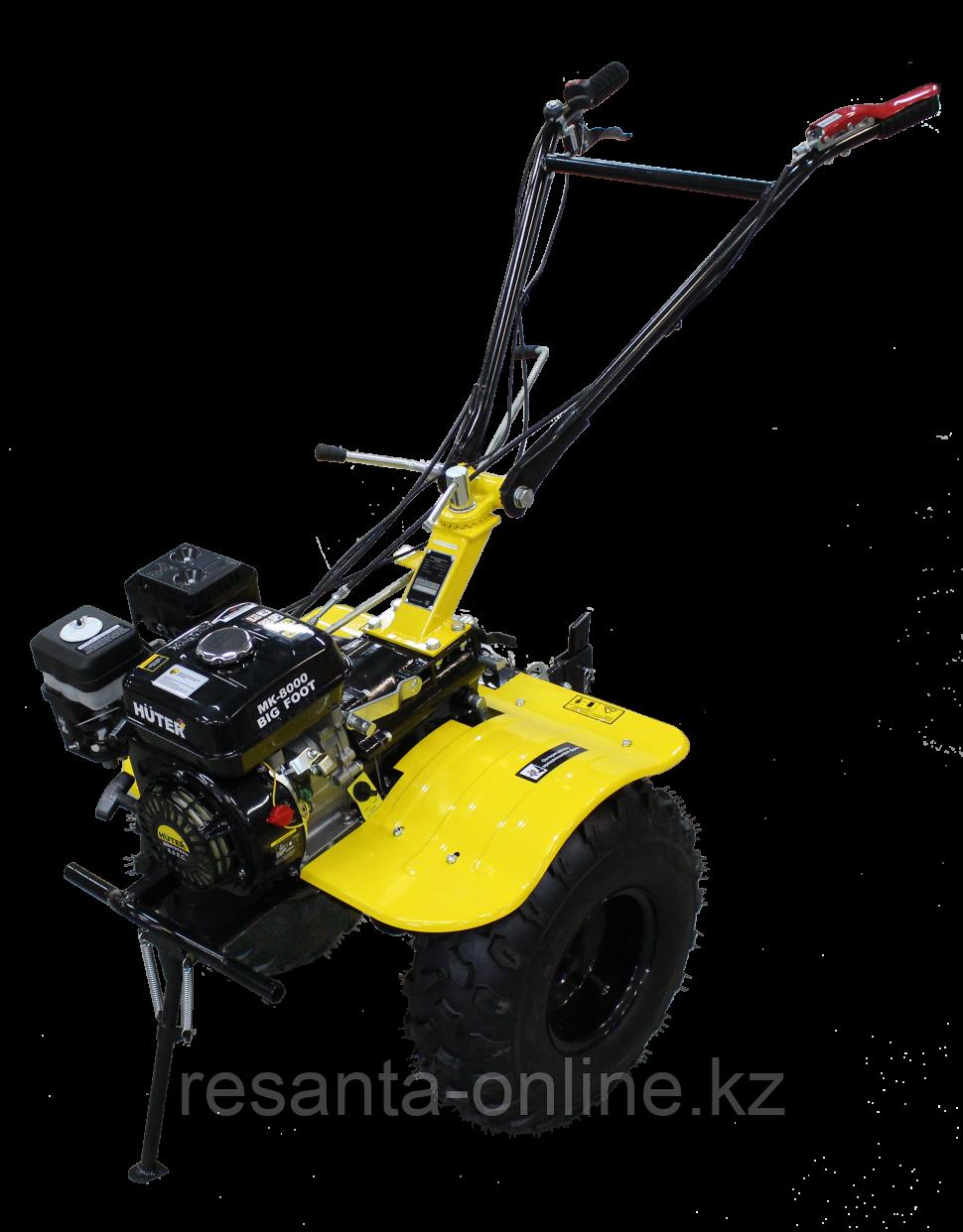 Сельскохозяйственная машина HUTER МК-8000 BIG FOOT