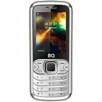 Мобильный телефон BQ-2427 BOOM L Серебряный, фото 1