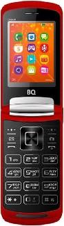 Мобильный телефон BQ-2433 Dream DUO Красный