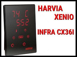 Сенсорный пульт управления Harvia Xenio Infra CX36I для инфракрасных саун