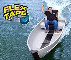 Изоляционная лента Flex Tape, цвет черный, фото 3