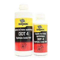 Bardahl DOT 4 тормозная жидкость 0.25 литра