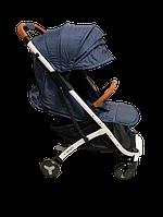 Десткая прогулочная коляска чемодан Yoyo Tc Jeans (Mstar)