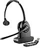 Беспроводная гарнитура Poly Plantronics Savi W410 (84007-04)