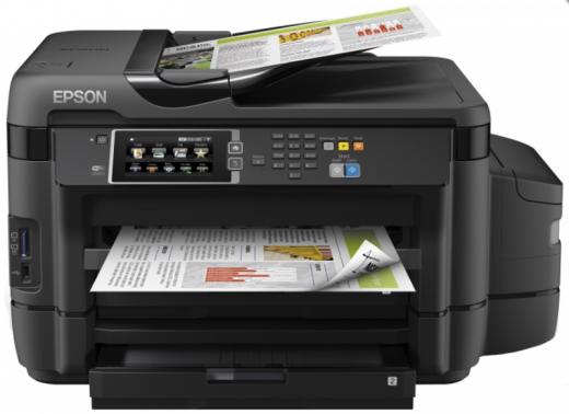 Струйный МФУ Epson L1455