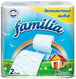 Туалетная бумага «Familia», фото 2
