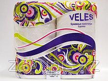 Бумажные полотенца «Veles»