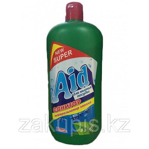 Жидкость для мытья посуды «Аид санитар» 1 л