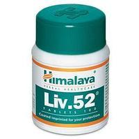Liv. 52 Himalaya аюрведический тоник для восстановления функций печени, 60 таб