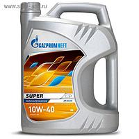Масло моторное Gazpromneft Super 10W-40, 5 л