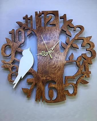 Дизайнерские настенные часы (3 вид)